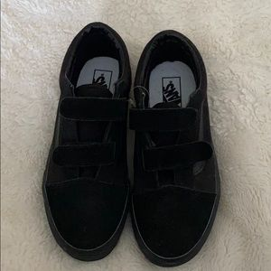 Black Vans For Kids!